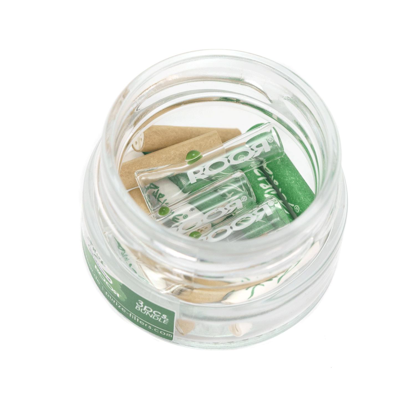 RooR® x PURIZE® Glas-Tip ø 5,9 mm 3er Bundle