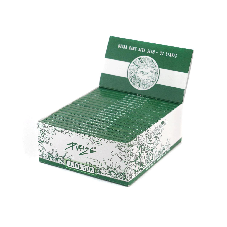 PURIZE® Papers I King Size Ultra Slim I 40er