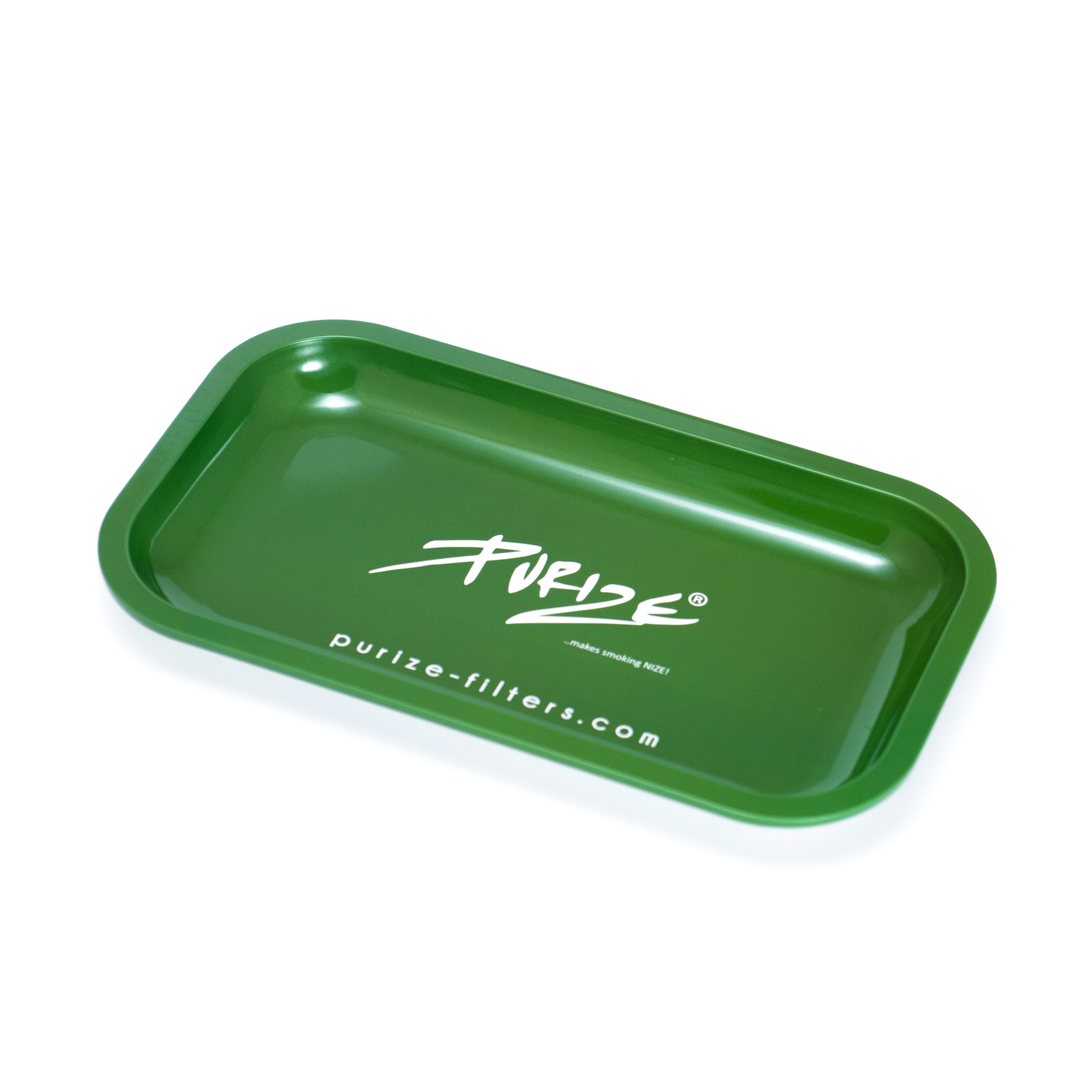 PURIZE® Metal Tray I GREEN