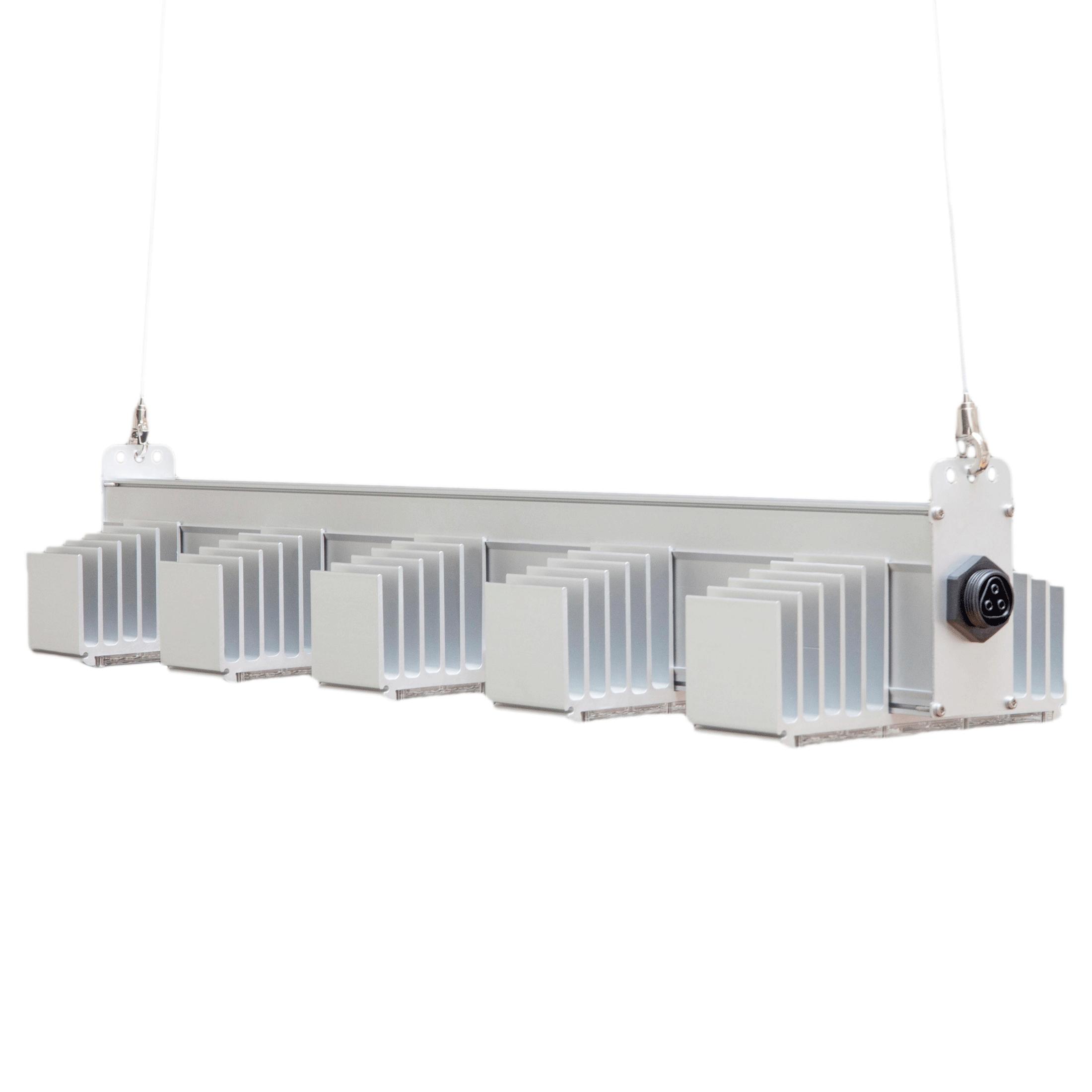 SANlight - Q6W LED 2. Generation (inkl. Kabel + Dimmer)