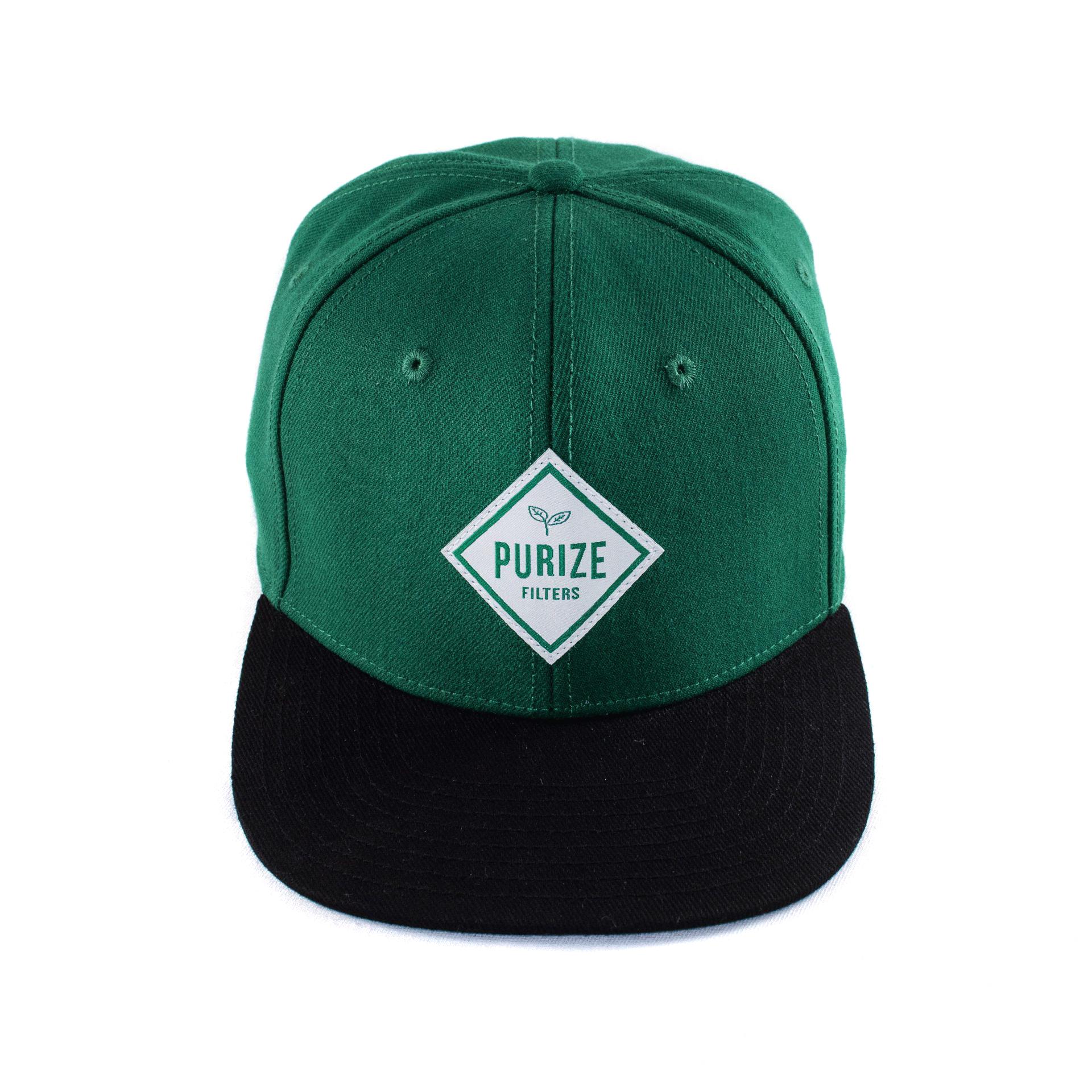 PURIZE® Snapback Cap