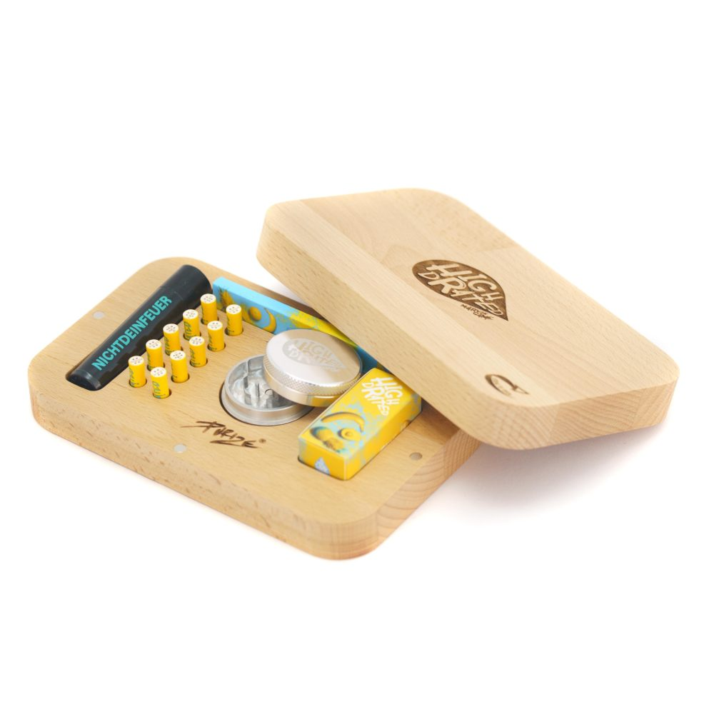 Highdrated ® Pocket KIT + Therapie im Hinterhof CD