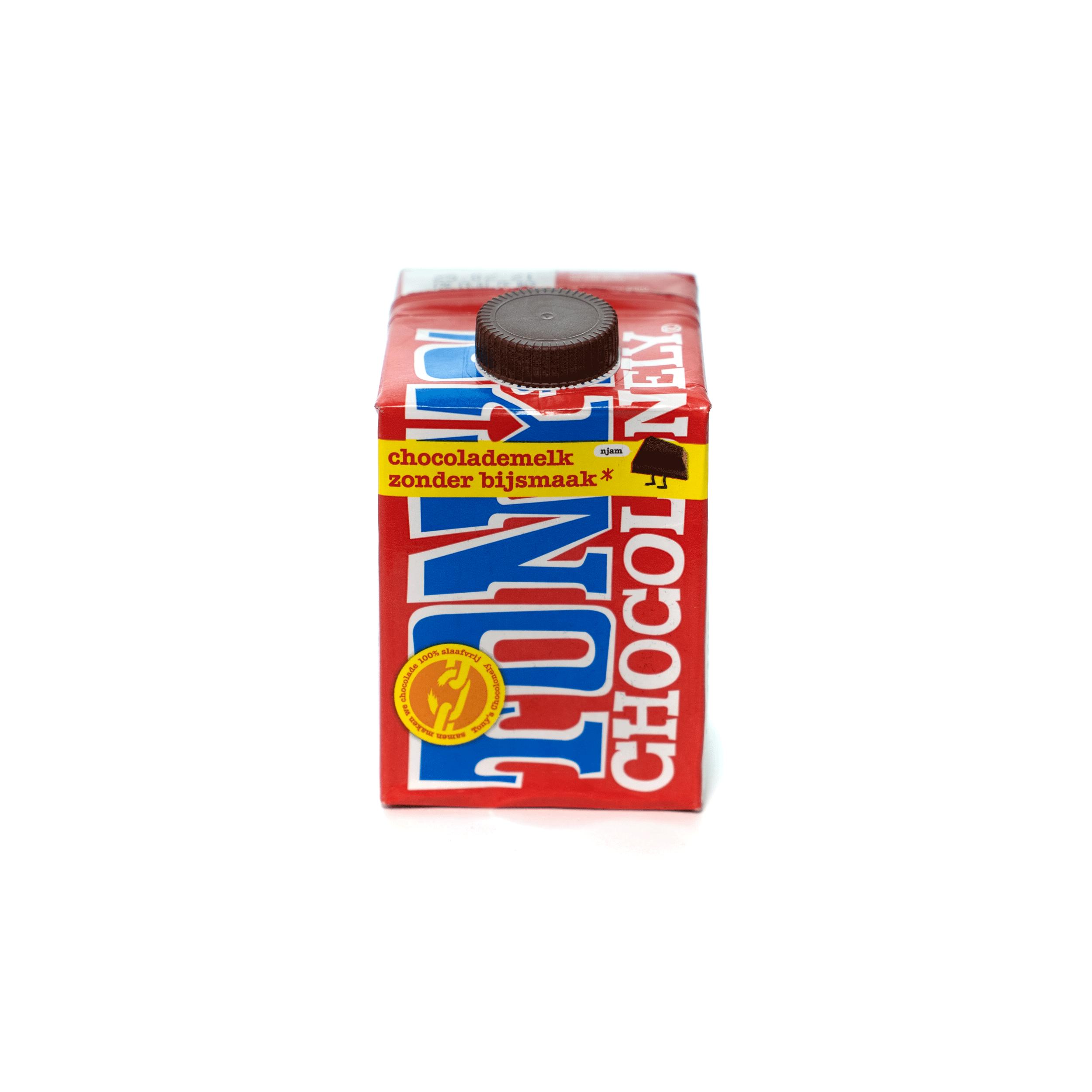 Tony's Chocolonely Schokoladenmilch 500 ml