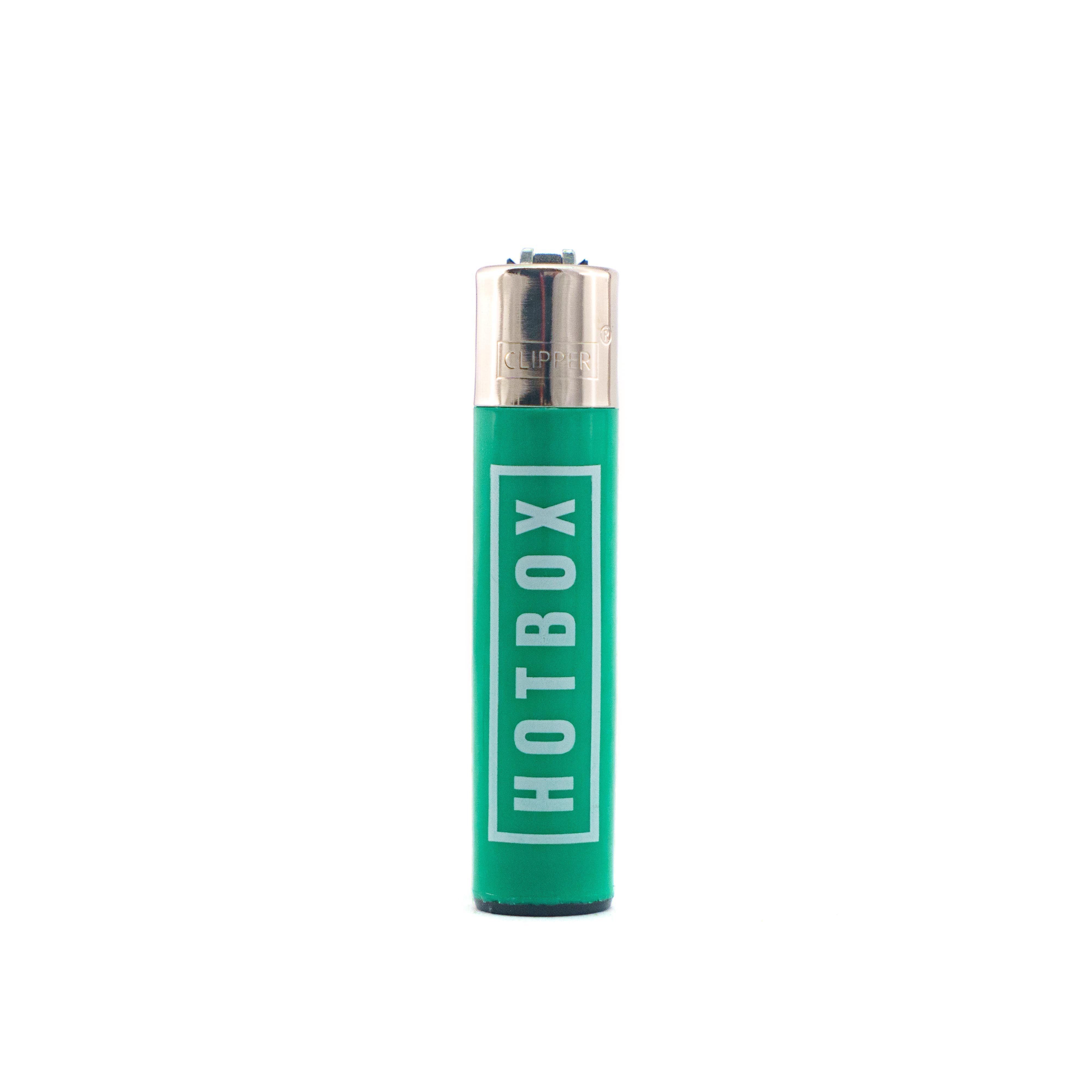 PURIZE® x HOTBOX I CLIPPER® I Green