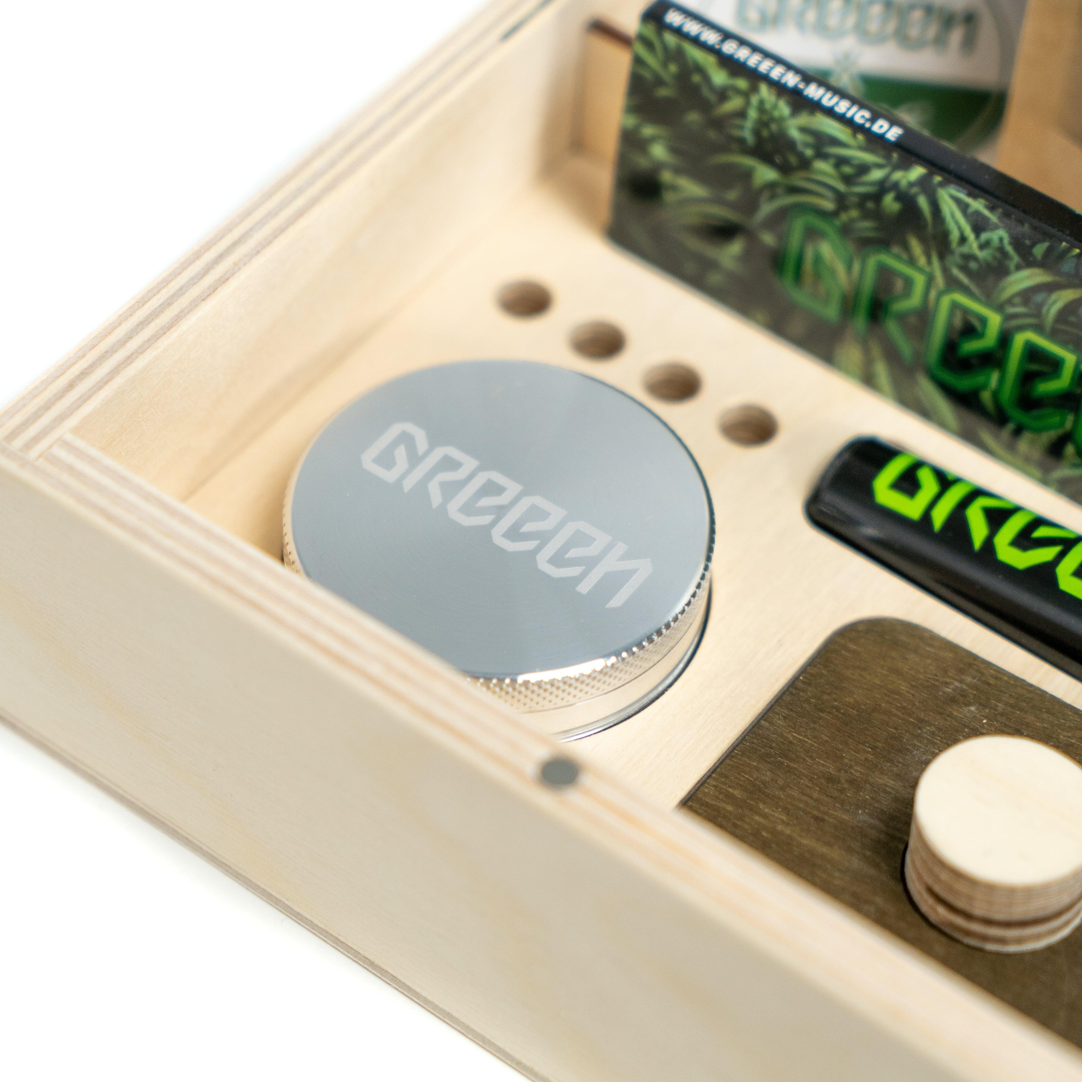 PURIZE® x GReeeN BOX