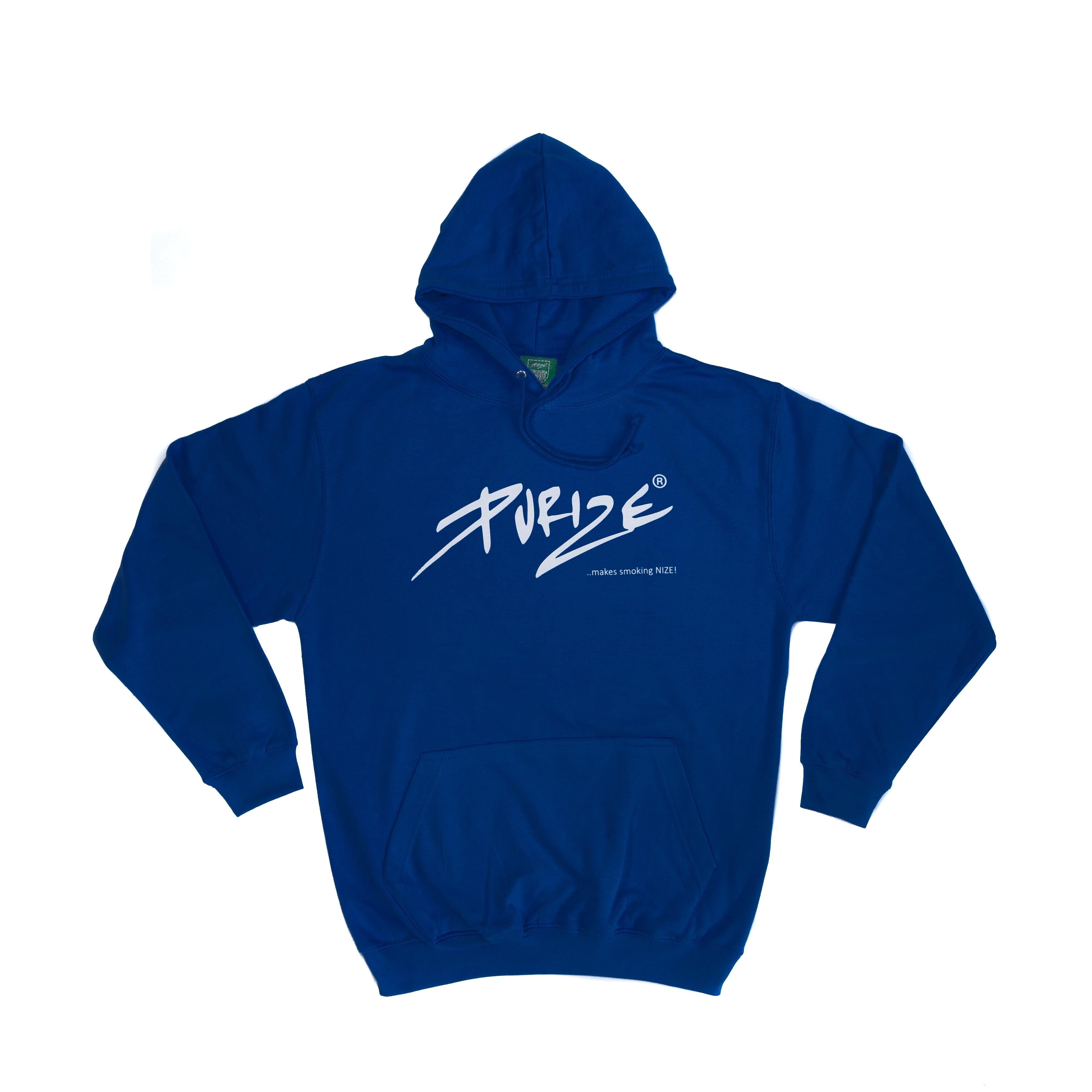 PURIZE® Hoodie I Blau