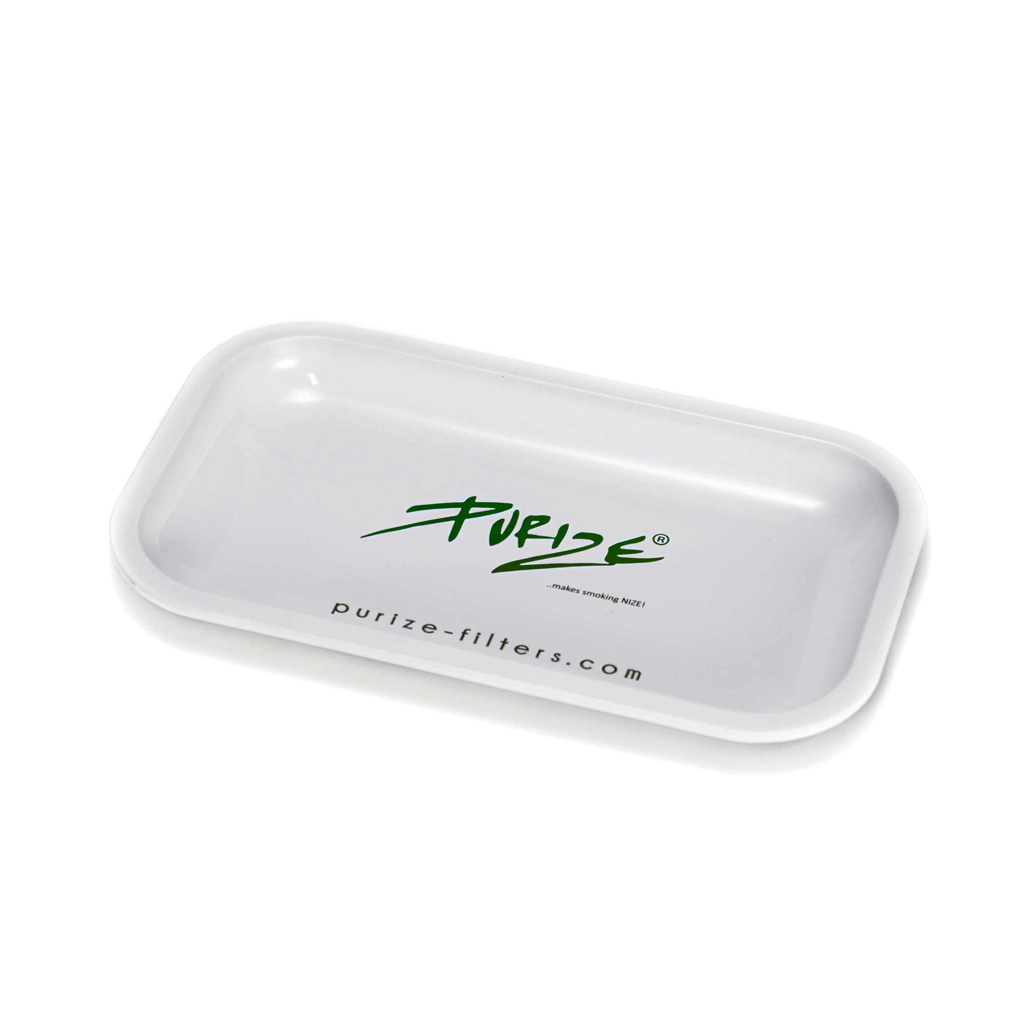 PURIZE® Metal Tray I WHITE